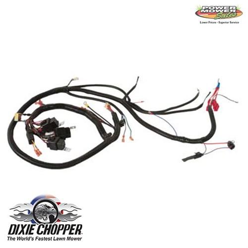 dixie chopper fuel filters efi