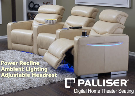 home theater chairs canada great northern chair company palliser seating