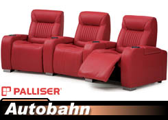 home theater chairs canada antique wooden church palliser seating autobahn
