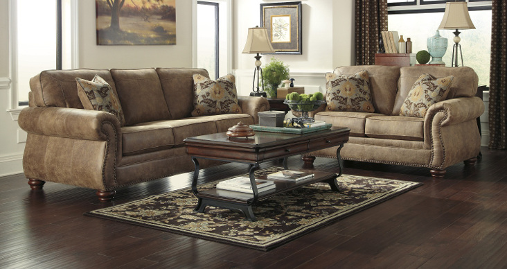 ashley furniture montgomery sofa sofascore world cup traditional living room sets -