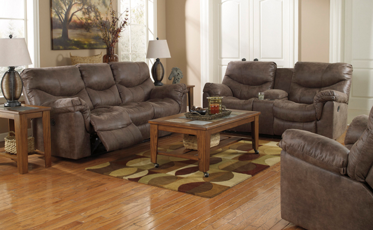 Ashley Alzena Living Room Collection