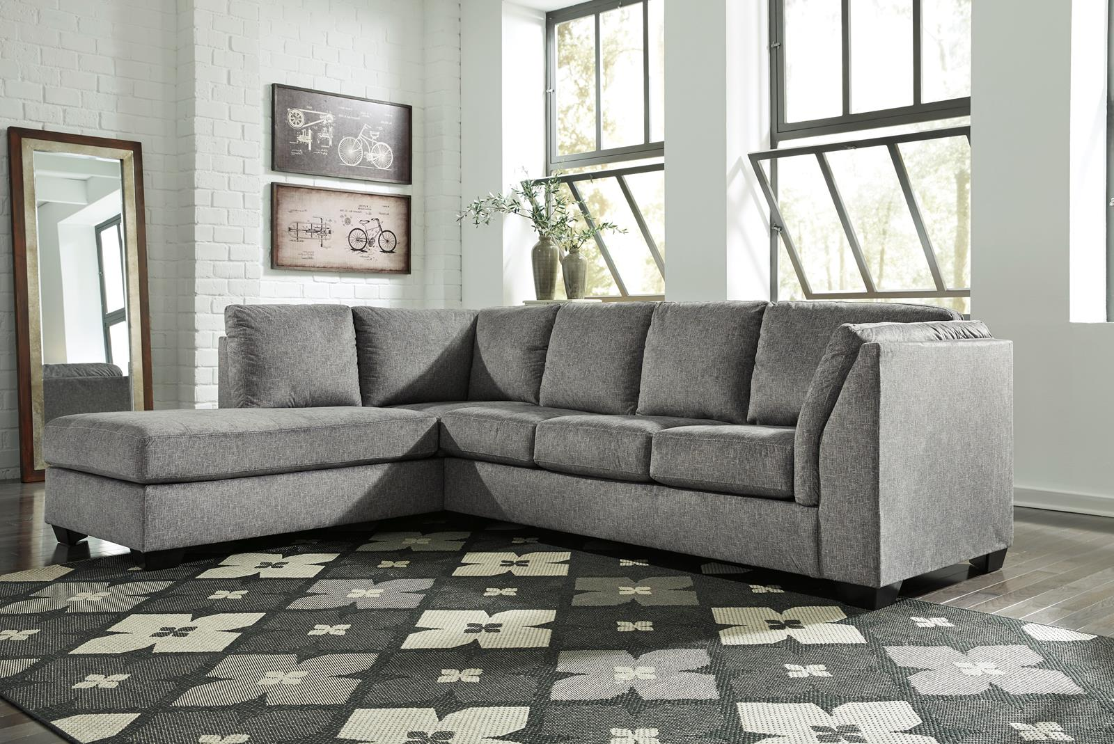 liberty 2 piece sofa and motion loveseat group in grey foam seat sofas belcastel sectional living room set ash