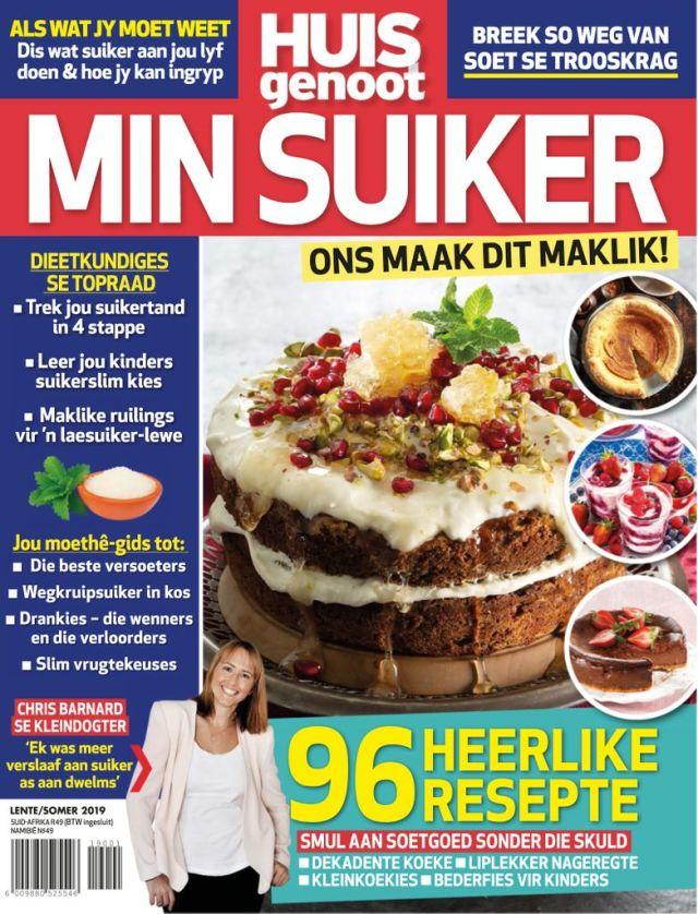 Huisgenoot: Min Suiker (Digital)