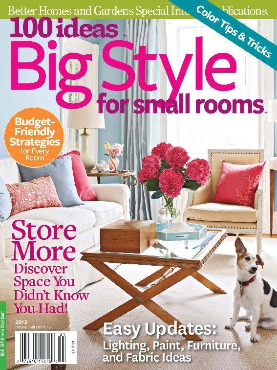 100 Decorating Ideas Magazine Digital  DiscountMagscom