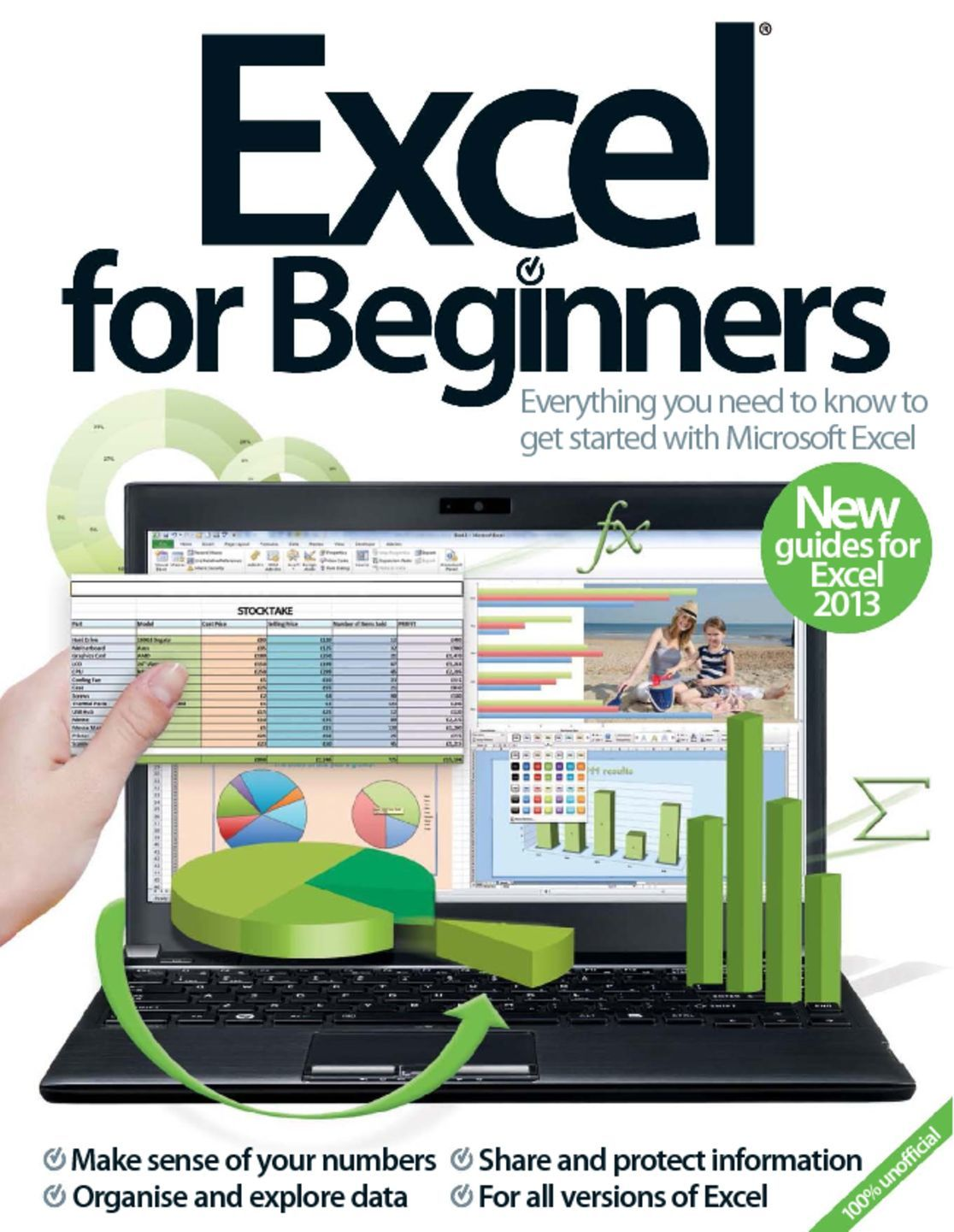 Excel For Beginners Magazine Digital