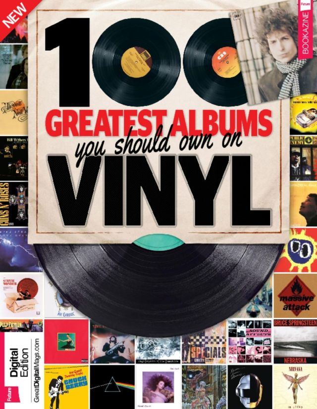 100 Greatest Albums You Should Own On Vinyl (Digital)