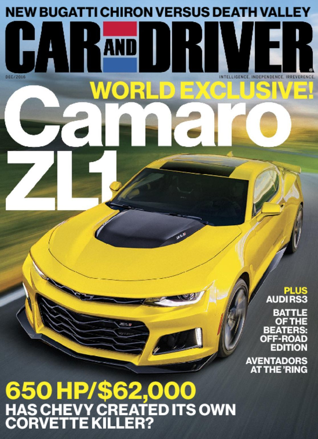 Car and Driver Magazine Subscription from 540 Compare