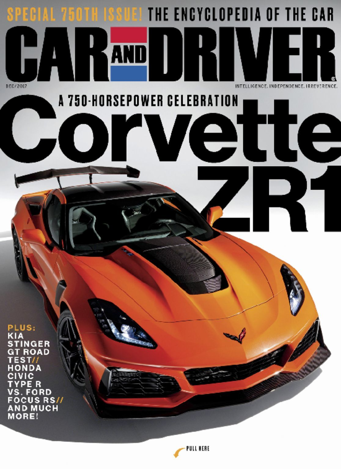 Car and Driver Magazine  Intelligence Independence