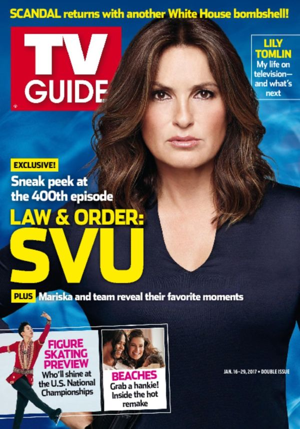 TV Guide Magazine A Guide to Entertainment