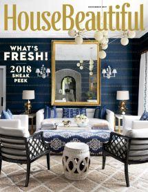 House Beautiful Magazine Cover