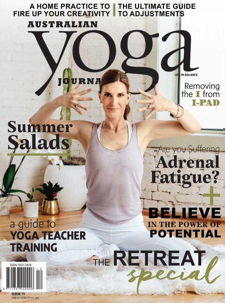 Australian Yoga Journal Magazine (Digital) - DiscountMags.com