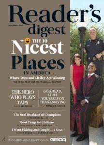 Reader' Digest Large Print Magazine