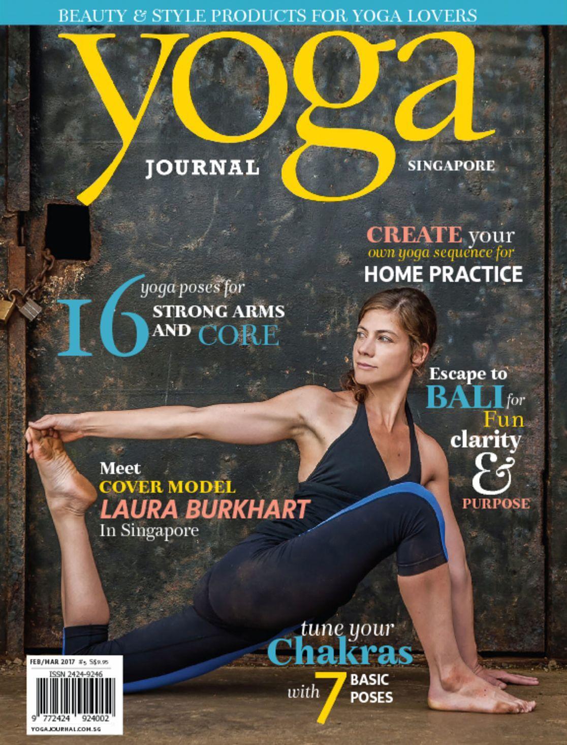 YOGA JOURNAL SINGAPORE Magazine (Digital) - DiscountMags.com