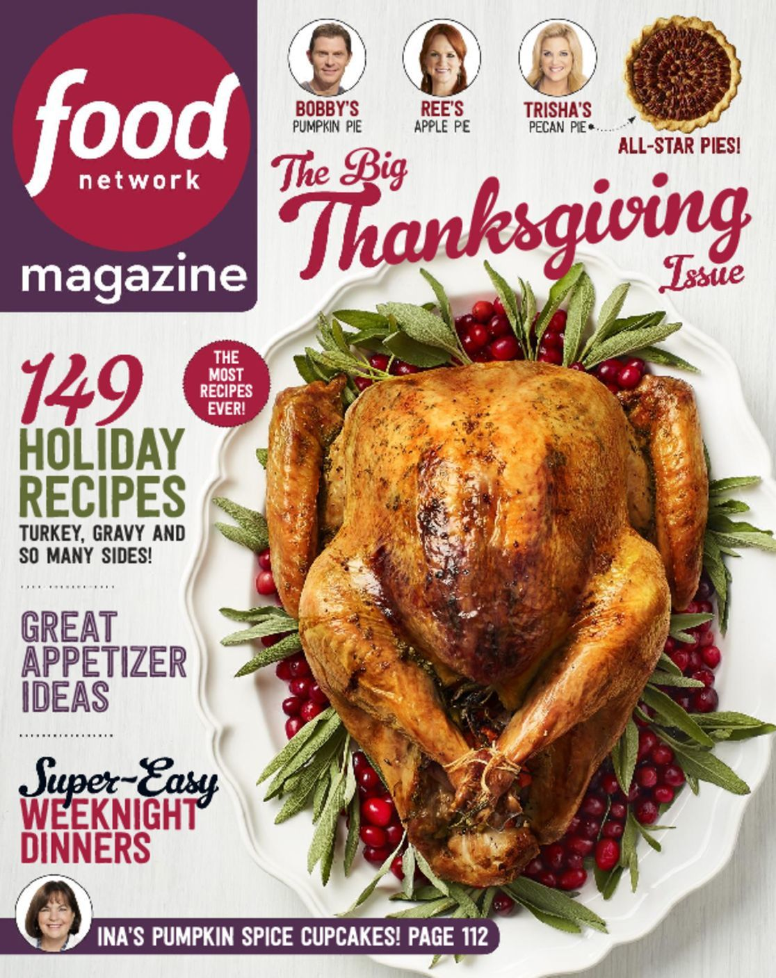 Food Network Magazine Get Your Subscription  DiscountMagscom