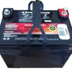 24 Volt Trolling Motor Battery Wiring Diagram 1998 Gmc Sonoma Stereo Discount Marine Batteries Interstate