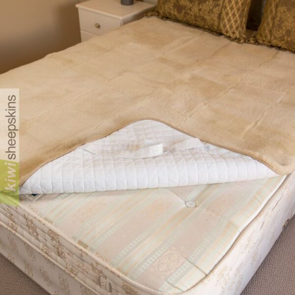Sheepskin Bed Pad