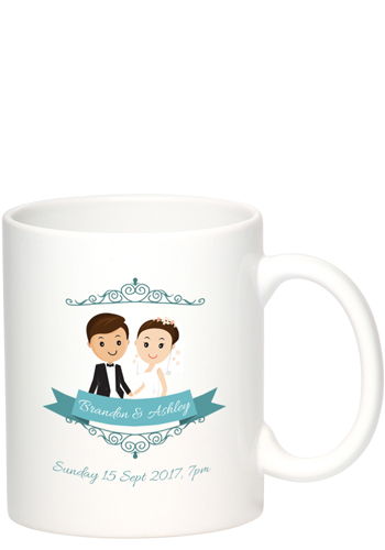 personalized wedding favors in