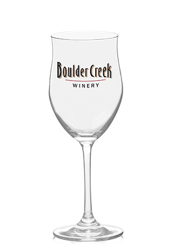 Custom 15 oz. Lead Free Crystal Bulk Wine Glasses