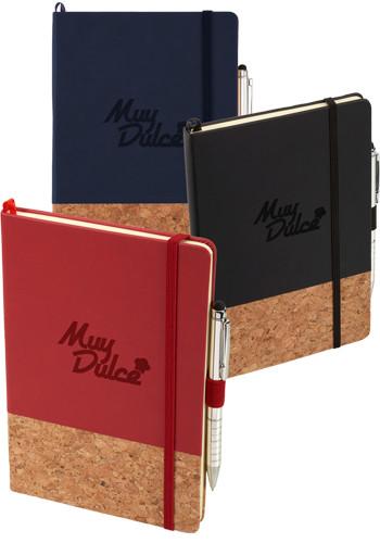 Custom Journals Printed or Debossed  DiscountMugs