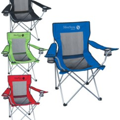 Chairs In A Bag Folding Chair Ottoman Personalized Camping Discountmugs Mesh With Carrying