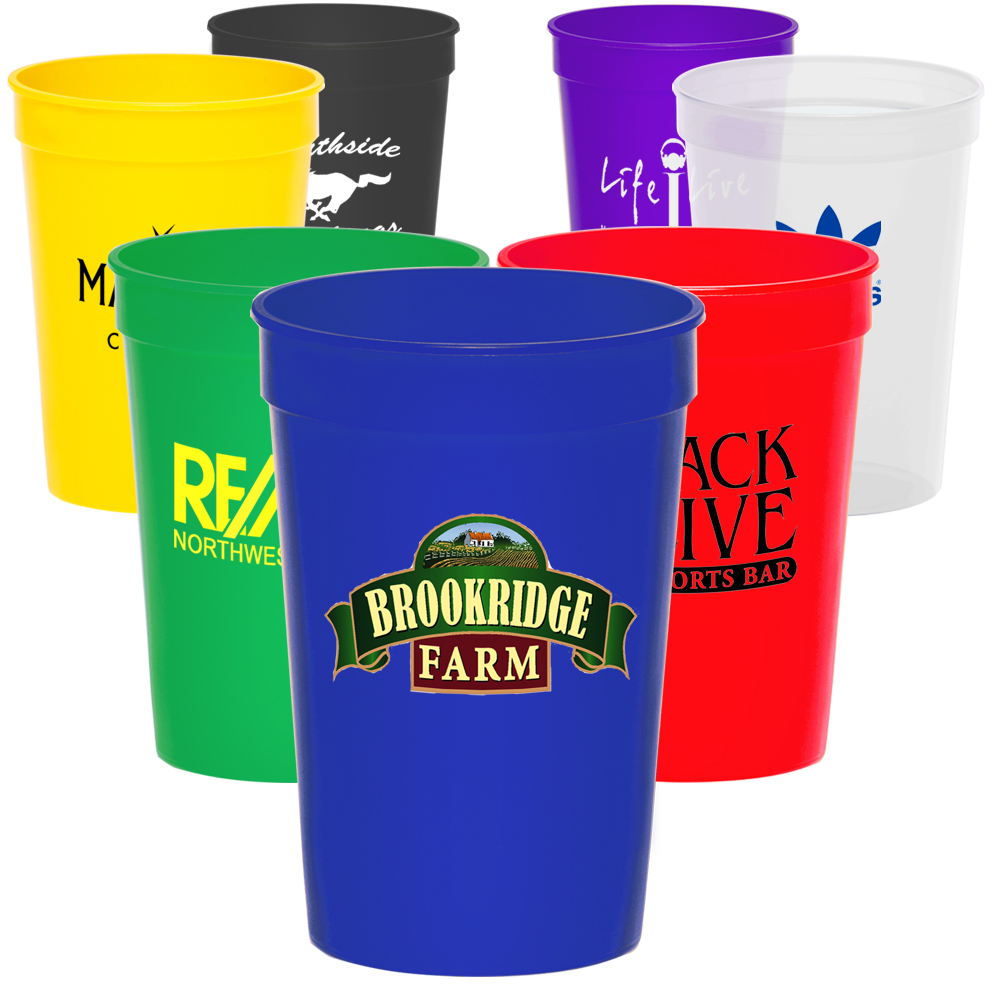 personalized plastic cups custom