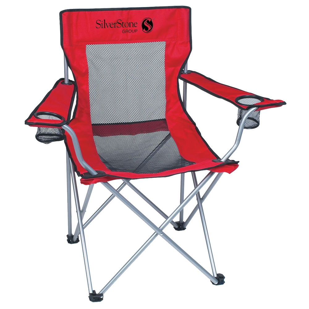 49ers camping chair big fold out printed mesh folding chairs with carrying bag x10035 discountmugs red black