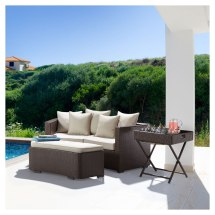 Modern Outdoor Wicker Furniture Ideas