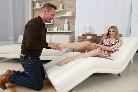 Lina Audley - Hung Up On You - 21sextury members exclusive video