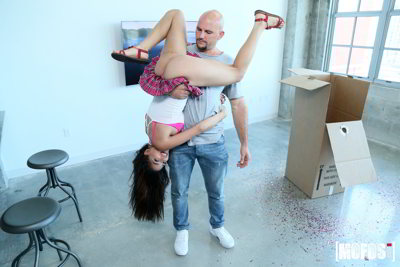 Gabriela Lopez - Handle With Care & Cock - Don't Break Me porndeals