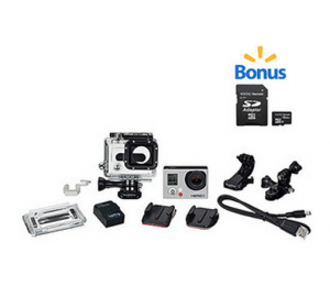 Walmart: GoPro HERO3 (White Edition) w/ Memory card and