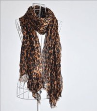 Leopard Print Shawl for only $3.95 SHIPPED ...