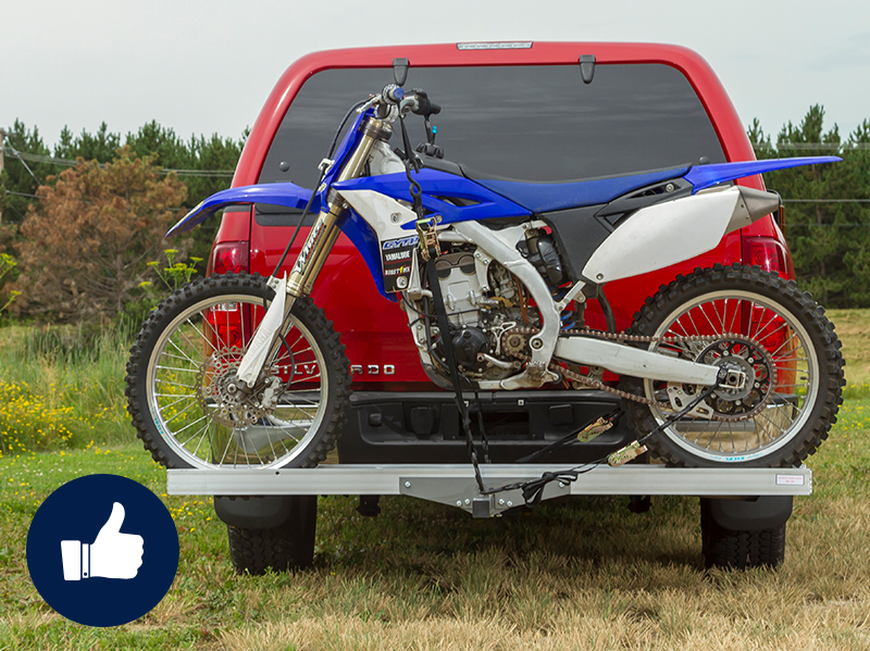 are motorcycle carriers safe