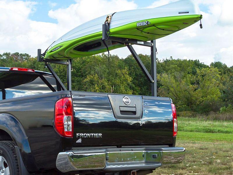 right ladder rack or truck rack