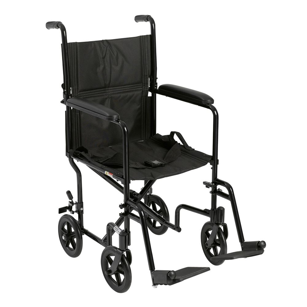 drive wheel chair bohemian hanging medical black lightweight transport wheelchair 19 atc19