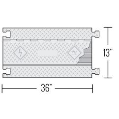 Bumble Bee Diagram Engine Components 4 Channel Cable Protector For 3 Diameter Cables Bb4 300gm By