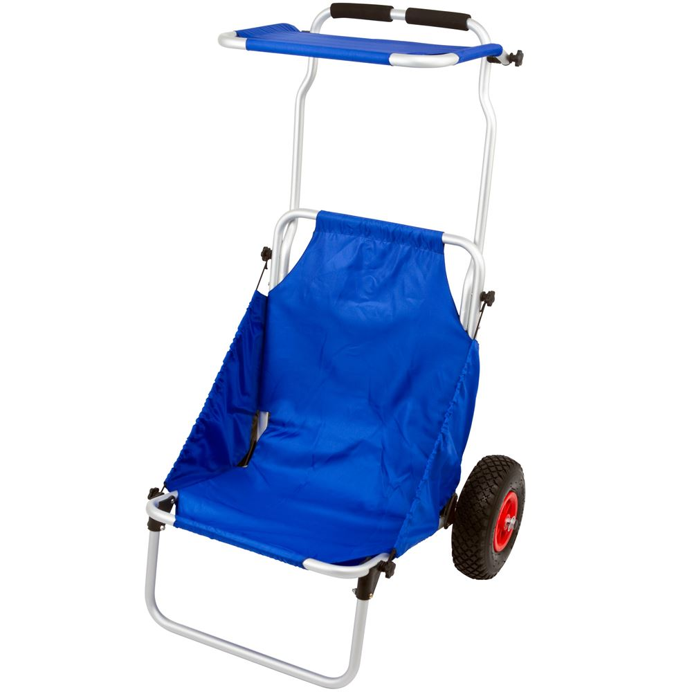 fishing chair hand wheel exercises at work blue folding beach cart discount ramps bfc