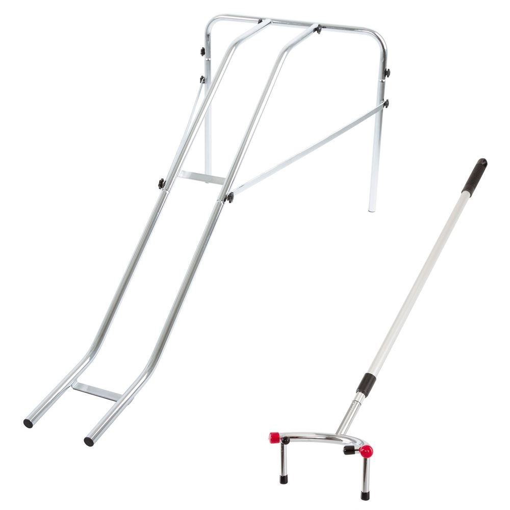 Silver Spring Bowling Ball Ramp and Pusher Bundle