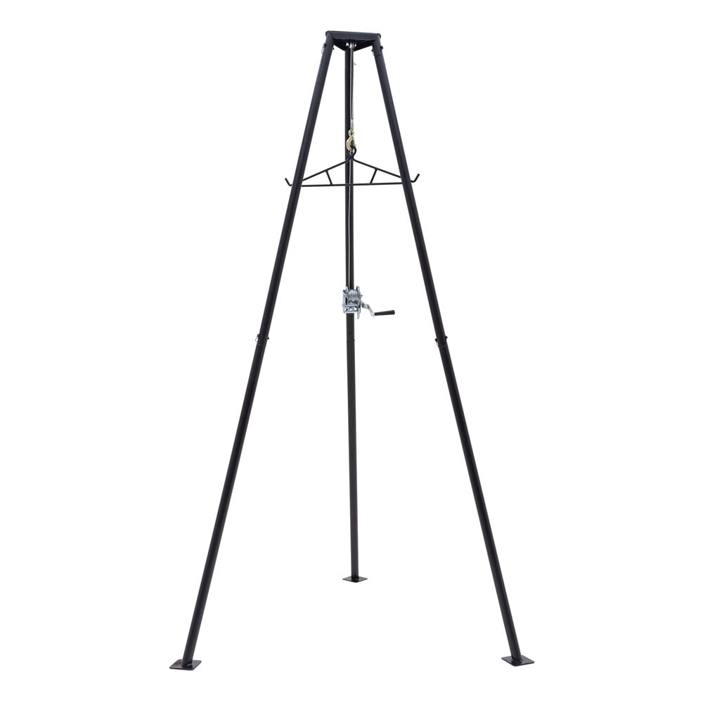 Kill Shot 500 lbs. Capacity Tripod Game Hoist with Gambrel
