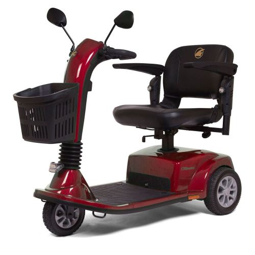 small resolution of gt gc340d golden technologies companion three wheel full size mobility scooter 1