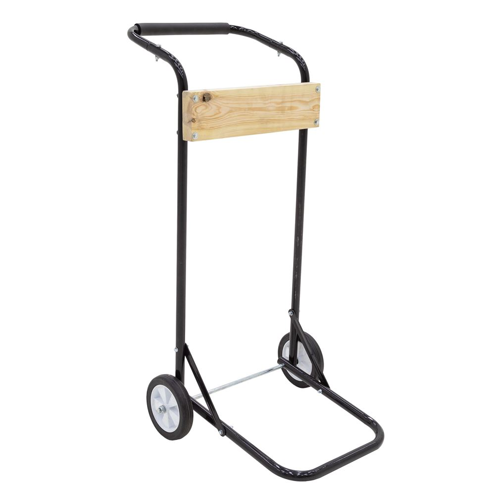 small resolution of omc 85 15 hp outboard motor cart engine stand