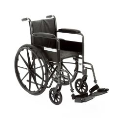Wheelchair Manual Herman Miller Aeron Chair Ebay 16 Wide Seat Essential Steel Discount Ramps Sma101