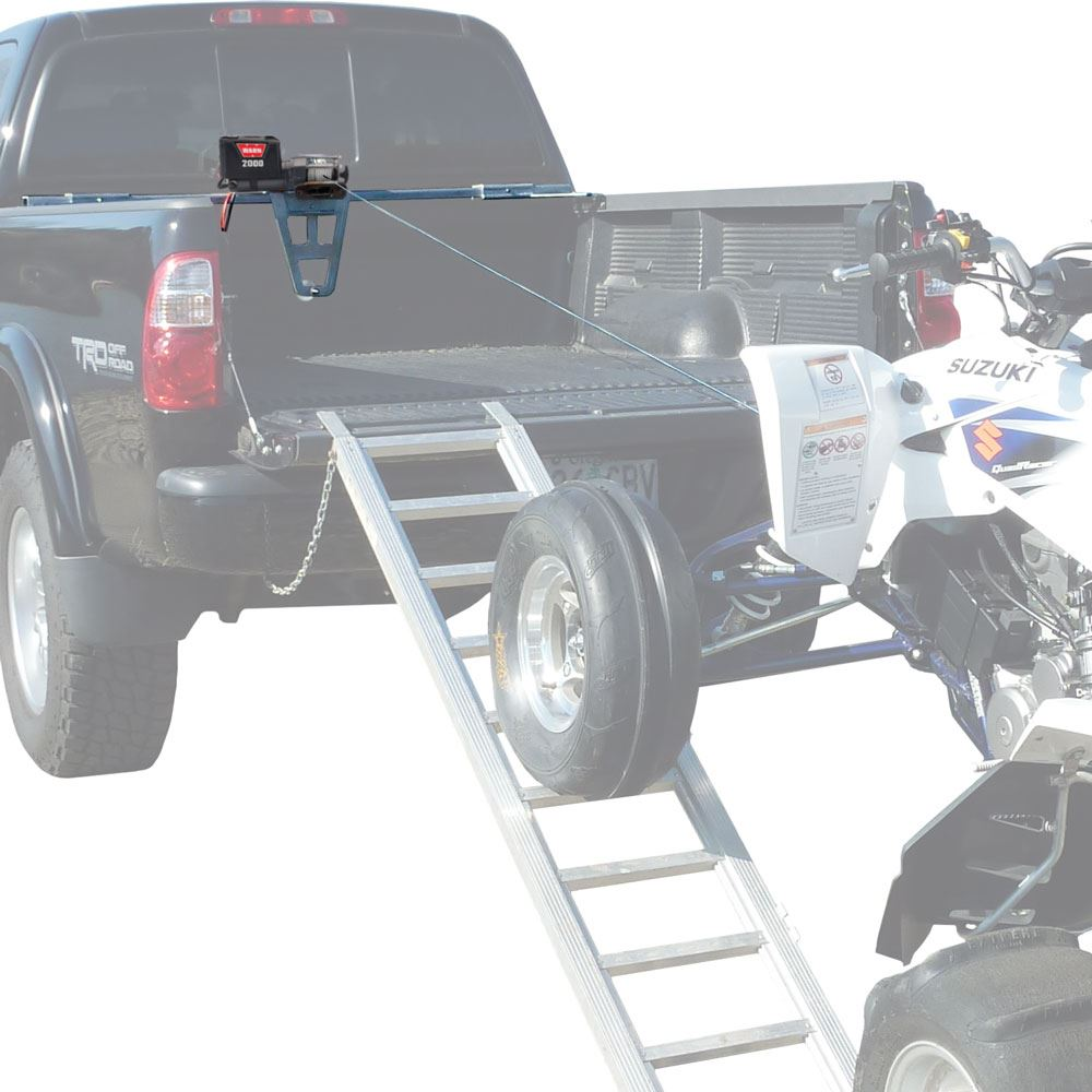 medium resolution of toyloader toy loader truck bed winch mount