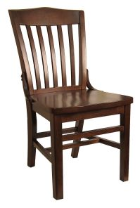 Beech Schoolhouse Chair H8235C commercial restaurant ...