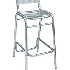 Stackable Church Chairs Swivel Chair Spare Parts Round Frame Armless Ladder Back Aluminum Bar Stool Sa51b Commercial Restaurant Furniture