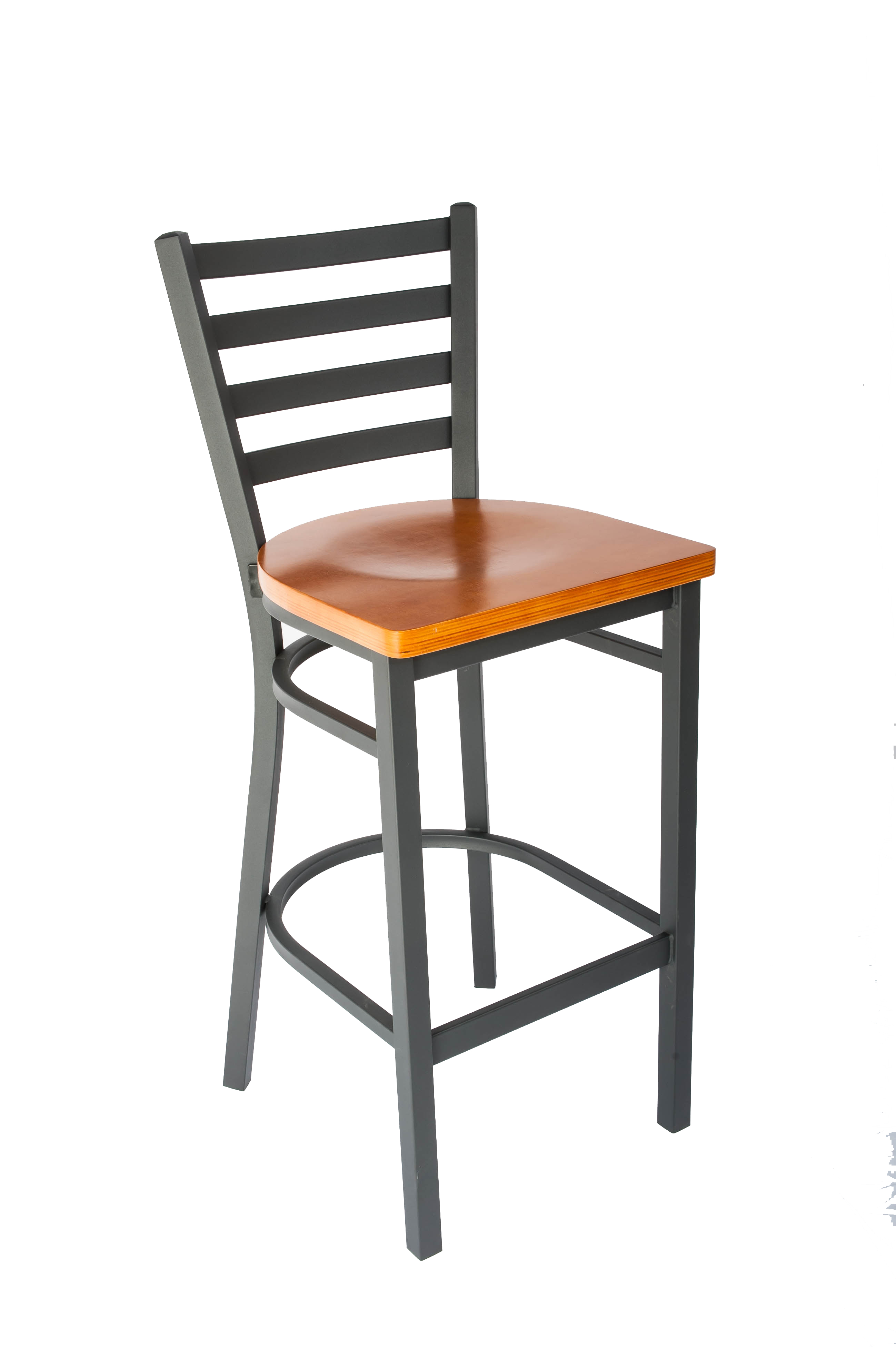 white metal and wood chairs british mobility horse ladder back bar stools j1001b commercial