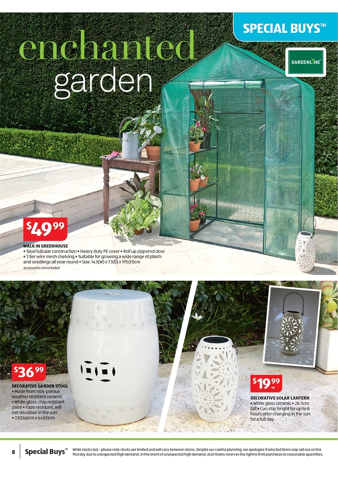 ALDI Catalogue May 2014 General Products Review Page 8