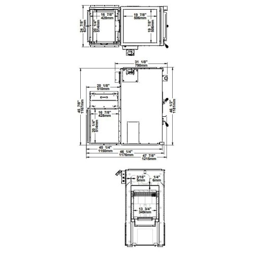 small resolution of diagrams for the psg mini caddy epa wood fireplace pf01302