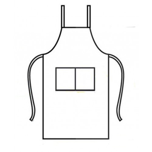 Aprons for Sublimation ink Heat Press Printing / Discount