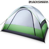 BlackShark TE02 4-person Lightweight Waterproof Dome ...