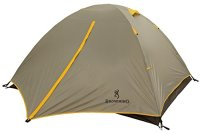 Browning Camping Greystone 4-Person Tent (7-Feet 6-Inch x ...